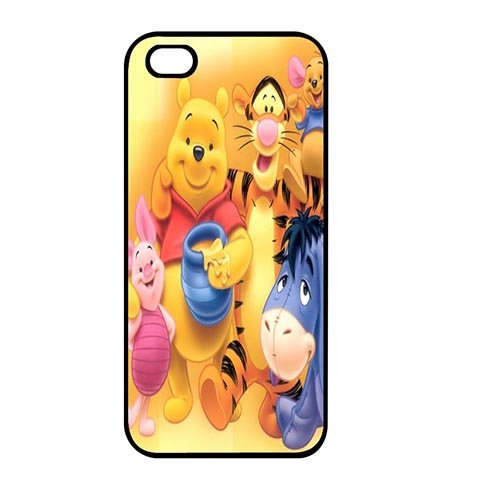 Coque,the Pooh Eeyore Pattern for Coque iphone SE/Coque iphone 5/Coque iphone 5S Cover Case Covers