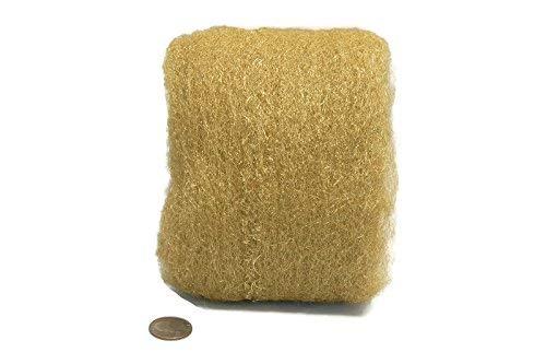 Fine Grade, 100 Gr. Skein Pad Wad Brass Wool