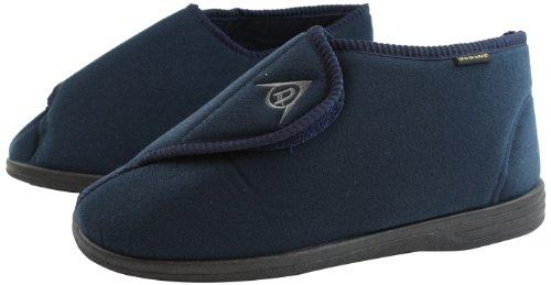 Ability Superstore Dunlop Albert Chaussons bleu taille 11