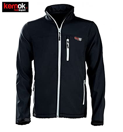 Chaqueta Calefactable Soft Shell Chico