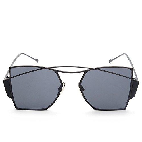 GCR Occhiali Da Sole Ombra Polarizzante Occhiali Foglio Nuovi V-Occhiali Da Sole Occhiali Da Sole Irregolare Granello , A
