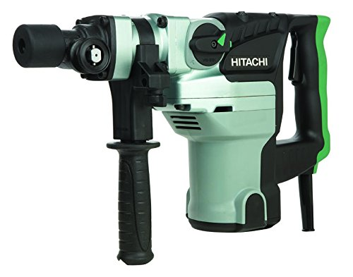 Hitachi DH38YE2 1-1/2-Inch Spline Shank Rotary Hammer, 2 Mode (Discontinued by the Manufacturer)