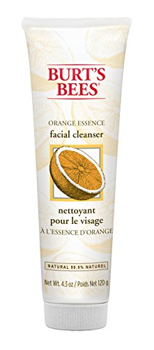 (BURTS BEES Orange Essence Facial Cleanser, 4.34 GR)