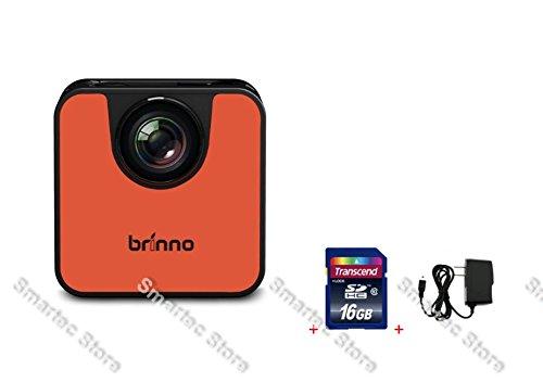 Brinno WiFi HDR Time Lapse Camera TLC120 + KIT