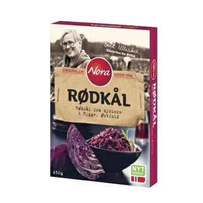Nora Rdkl – Red Cabbage 450g