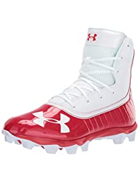 Under Armour Men's Highlight Rm Football Shoe, 2