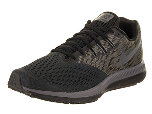 Multicolore Anthracite 4 Uomo Zoom Dark Running Scarpe Trail Winflo da Black Grey Nike 007 Uq8x6zw4w