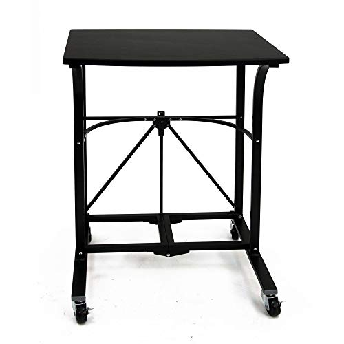 Origami Folding Portable Laptop Trolley (Origami Sewing Table)