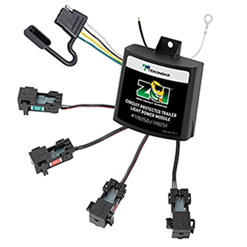 Tekonsha ZCITM Zero Contact Interface Universal ModuLite - Universal Trailer Light Power Module Marine, Boating - Module Modulite