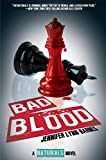 img - for Bad Blood ((The Naturals #4)) book / textbook / text book