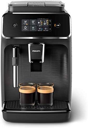 Philips EP2220/10 Cafetera superautomática, Acero Inoxidable ...