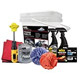 Flitz PDK 25503 Professional Detailers Kit in Bucket, Small