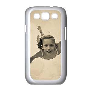 Samsung Galaxy S 3 Case, swim across the world Case for Samsung Galaxy S 3 White