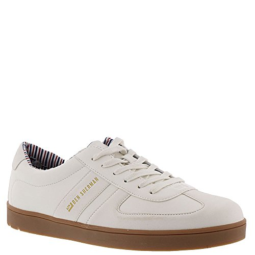 Ben Sherman Lorin Field Bnm00116 Mens Oxford Bianco