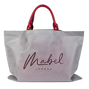 Mabel London Womens Multiple Pockets Handbag – Medium Size Multi Compartments Bag with a Long Shoulder Strap – AMELIA