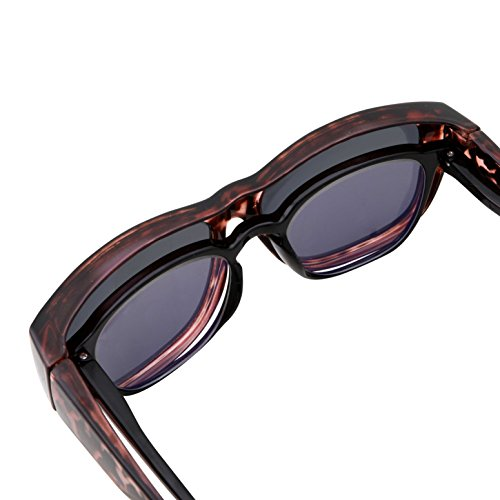 5cd109aeca649 Women Polarized Fit Over Sunglasses - Less Bulky