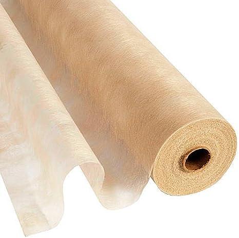 "Flame Retardant 60/""x100yd White Gossamer Fabric Roll"
