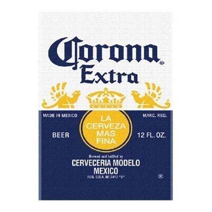 Corona Extra Beach Blanket 54