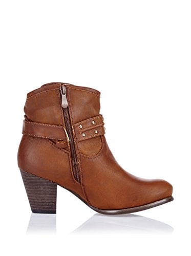 ... Like Style Barcelona Stiefeletten brown, Groesse:38.0 ...