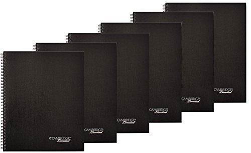 Cambridge Limited Meeting Planner (06132) Pack Of 6