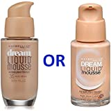 Maybelline Dream Liquid Mousse Foundation– NUDE BEIGE (LIGHT 3.5)
