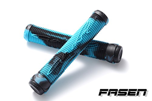 Fasen Fast Grips (Teal/Black)