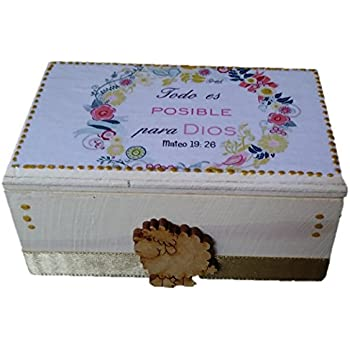 Gospel Gift Promise Box 60 Daily Scripture Bilingual Card - Caja de Promesas 60 tarjetas Bilingues Prayer Cards