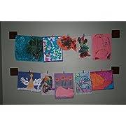 Artwork / Photo Hangline Display Wire Clothesline