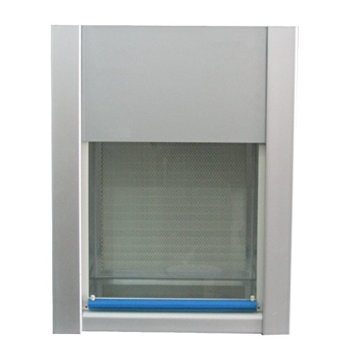 Enshey 110V 200W Vertical Ventilation Laminar Flow Hood Air Flow Clean Bench Workstation for Lab Industry (Shipping from USA)