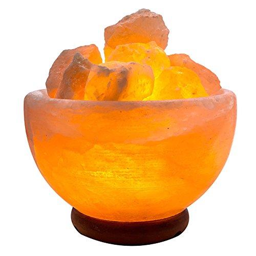 Rakaposhi Natural Himalayan Salt Chip Bowl (Difference Between Positive Attitude And Negative Attitude)