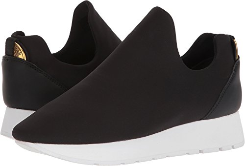 Donna Karan Women's Erin Slip-on Sneaker Black 6 M US