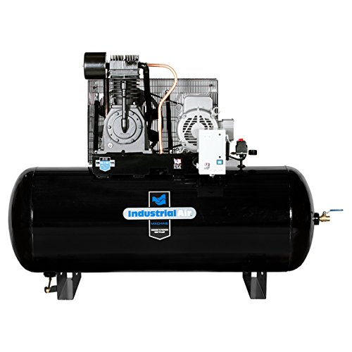 Industrial Air IH7519975 7.5-HP 120-Gallon Two-Stage Air Com