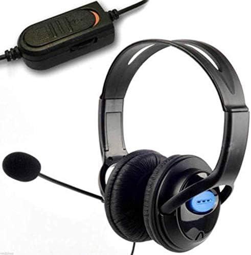 HNSYDS 小麦デュアルオーディオの高品質ヘッドセットブラックコンピュータゲームのヘッドセット ゲーミングヘッドセット