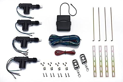 170004201 Universal Central Locking System With Remote Control Auto