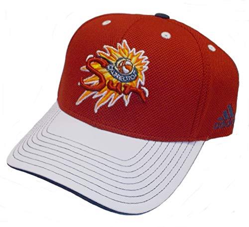(adidas WNBA Connecticut Sun Structured Adjustable Hat - VL57Z)