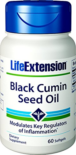 Life Extension Black Cumin softgels product image