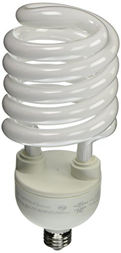 TCP 28968 CFL SpringLamp- 300 Watt Equivalent (only 68W used) Soft White (2700K) Spiral Light Bulb (Cfl Springlamp)