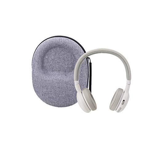 Hard Storage Case for JBL E45BT/E55BT On-Ear Wireless Headphones by Aenllosi(Gray)