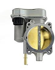 12568580 Throttle Body Replacement for 3.5L Chevy Colorado 04 05 06, 4.2L Chevy Trailblazer EXT 03 04 05 06, 4.2L GMC Envoy 03 04 05 06 07, 5.3L Chevy Impala 06 07