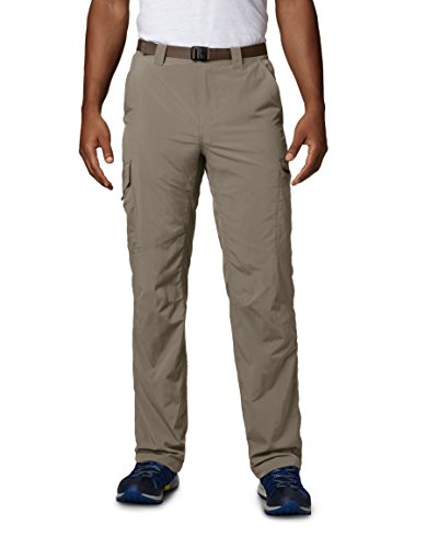 Columbia Silver Ridge Cargo Pant, Tusk, 36x32 by Columbia
