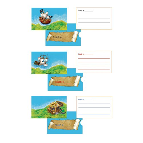 Scavenger Hunt Cards for Gift