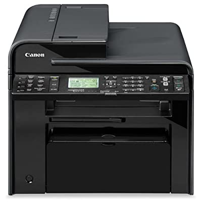Canon Laser imageCLASS MF4770n Monochrome Printer (Discontinued by Manufacturer)