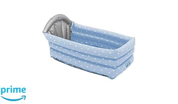 Olmitos 1108 Bañera Hinchable, Azul: Amazon.es: Bebé