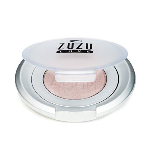 Zuzu Luxe Eyeshadows (Platinum),0.07 oz,Mineral Eyeshadow, Richly pigmented, velvety smooth formula. Natural, Paraben…