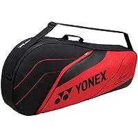 Cartasport Yonex Raquette de Badminton Unisexe Noir/Rouge Taille Unique