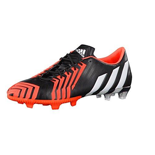 adidas Predator Instinct FG Herren Fußballschuhe core black/ftwr white/solar red
