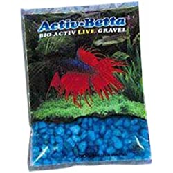 Worldwide Imports AWWA10971 Bio Activ Betta for Aquarium Decor, 1-Pound, Blue