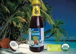 Banaban Organic Coconut Nectar Syrup 350ml (Nectar Sweetner)