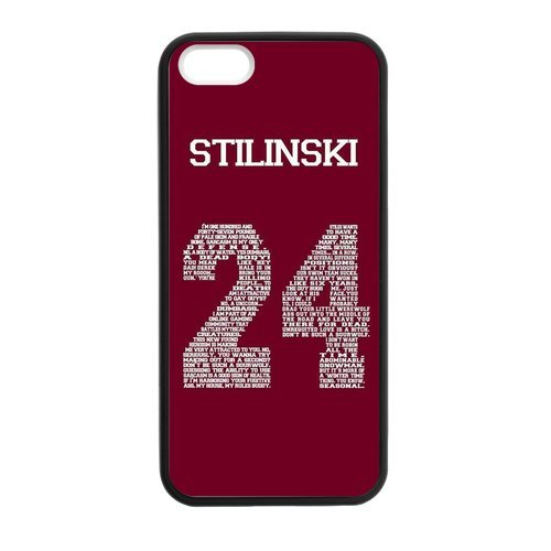 Personalized Protective Hard Nero Phone Caso Case for Cover iphone 7 - Teen Wolf -i7A562