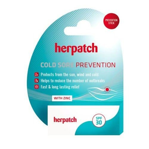 Herpatch Cold Sore Prevention SPF 30 4.8g - by Herpatch